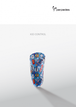 KID CONTROL_Customizable Foot Orthoses for Children