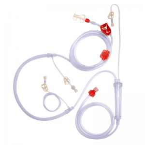 dialysis - Extra corporeal blood circuit tubing set
