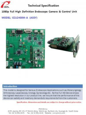 CCU2400M-A (Module Assy Version)