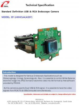 EF-140HCUA (Module Assy Version)