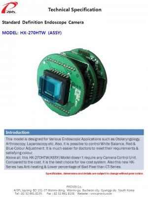 HX-270HTW (Module Assy Version)