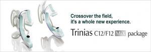 Trinias F12/C12 MiX package