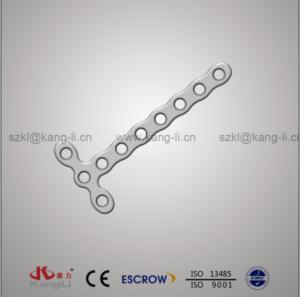 2.7 T-Type Locking Plate