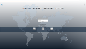 Health Facility Briefing System (HFBS)