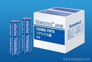 Standard Grade Thermal Fax Paper