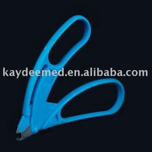 Blue T-1 type remover of skin stapler - CE approved