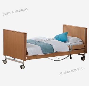 XH-JJ-B Five functions electrical super low bed