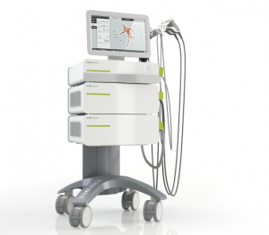 DUOLITH SD1 »ultra« for radial and focused shock wave therapy