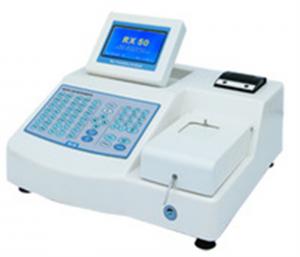 Semi Auto Biochemistry Analyser RX-50