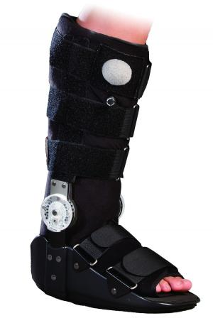 AT53003 STIFF PLASTIC ORTHOSIS FOR THE SHIN AND FOOT (LONG)