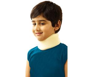 pediatric soft collar