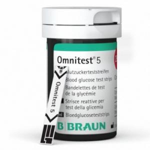 Omnitest® 5 test strips