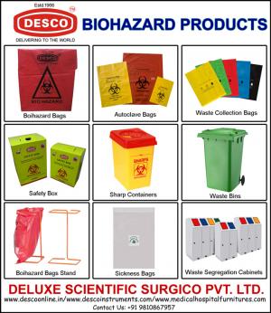BIOHAZARD PRODUCTS