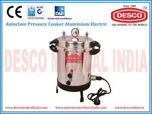 AUTOCLAVE PRESSURE COOKER ALUMINIUM ELECTRIC
