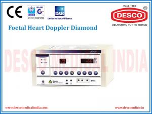 FETAL HEART DOPPLER DIAMOND