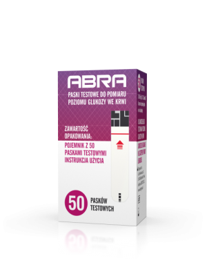 ABRA test strips