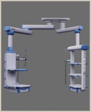 ICU combination pendant