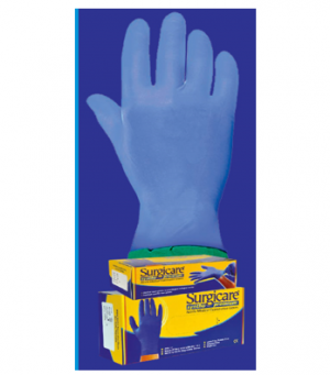 'SURGICARE SYNTHO PREMIUM' Sterile Latexfree & Powder Free Nitrile Medical Examination gloves