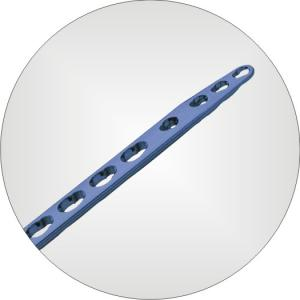 Locking Plate Wrist Fusion Straight Bend
