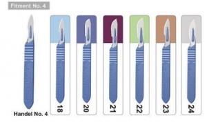 Disposable & thumb Scalpel -4