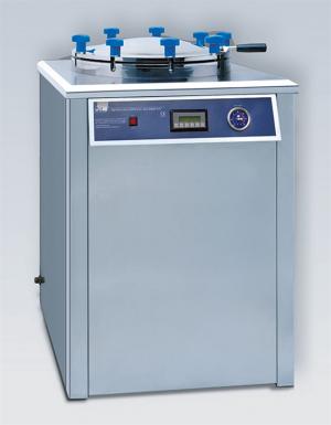 Vertical sterilizer STEAM / PROHS