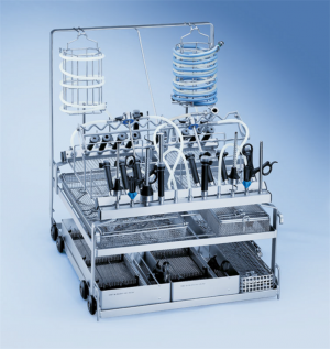 Injection modules by speciality for washers