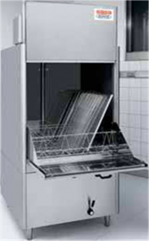 Cage washers for pet-laboratories SASA BODSON