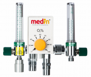Gas Blender for O2 and Air