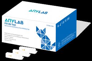 Feline Immunodeficiency Virus Antibody (FIV Ab) Test