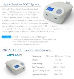 High-Sensitive POCT System