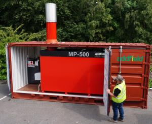 Containerised-MP-500-Medical-Incinerator