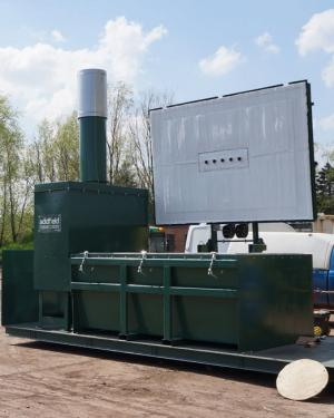 Side-View-Skid-Mounted-Incinerator