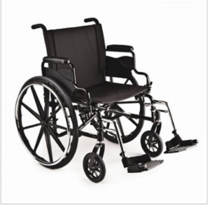 Manual Wheelchair-WRM-MW061