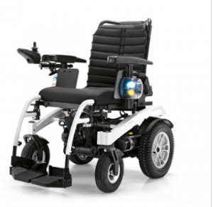 Stair-climbing Wheelchair with Crawler-WRM-SCW063