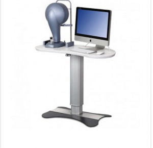 bon T70 symmetric table for 1 instrument and iMac computer