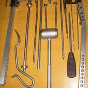 Interlocking Nail Instrument Set