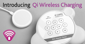 QI WIRELESS CHARGING SENSORY EQUIPMENT