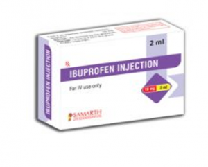 Ibuprofen Injection 10 MG / 2 ML