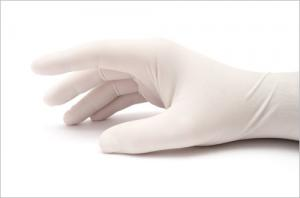 Cleanroom Nitrile Gloves, Low Dermatitis Potential (Long Cuff) – Class 100