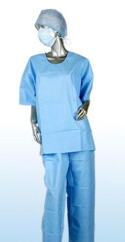 UM010304  Surgical Scrub Coat