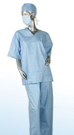 UM010305  Surgical Scrub Coat