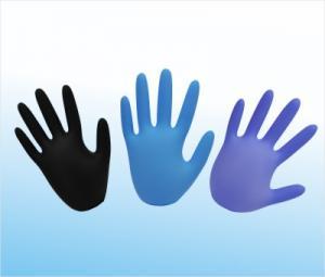 UM040103  Nitrile Examination Gloves