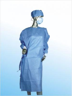 UM010307  Reinforced Surgical Gown