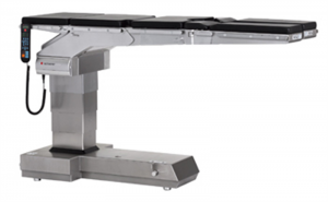 schaerer¬ axis: one of the most long time-established and reliable mobile operating tables