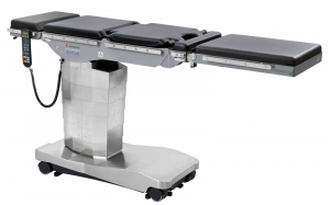 schaerer¬ arcus: the most solid and versatile mobile operating table