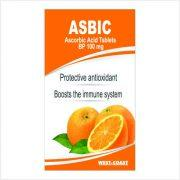ASBIC TABLET (ASCORBIC ACID TABLET BP 500 MG)