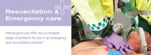 Resuscitation and emergency care from Intersurgical