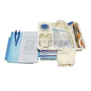Foley Balloon Catheterization Kit