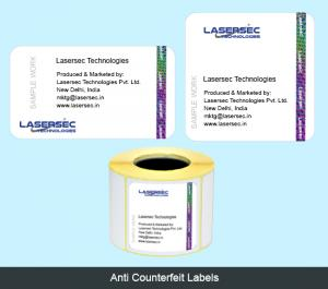 Anti-Counterfeit Labels