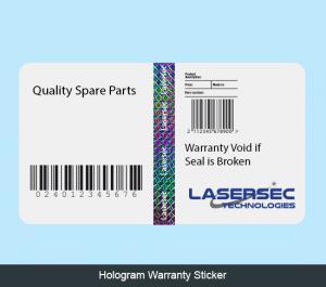 Hologram Warranty Stickers
